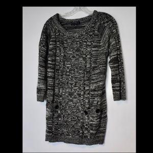 Effeci Creazoni Sweaters - EFFECI CREAZONI LONG SWEATER 3/4 SLEEVE A32
